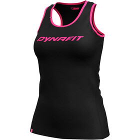 Dynafit 24/7 Drirelease Tank Damer, black out melange